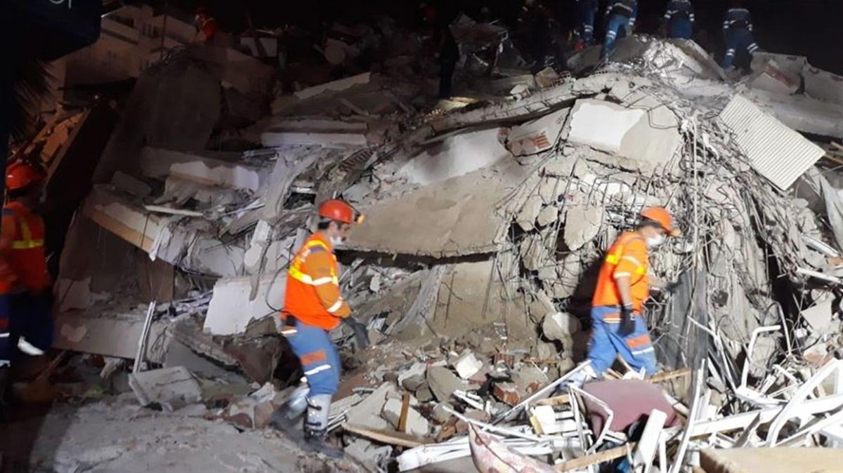 İzmir depremi sonrası dünyadan Türkiye'ye destek mesajı yağdı