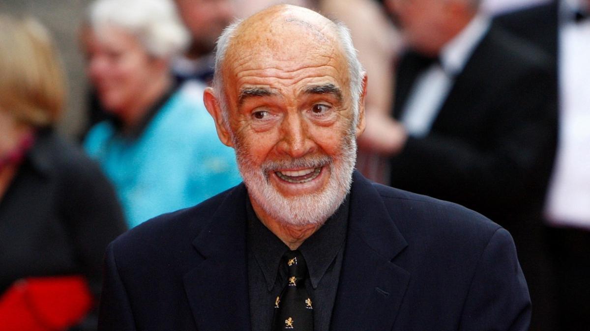 James Bond'a hayat veren oyuncu Sean Connery hayatını kaybetti