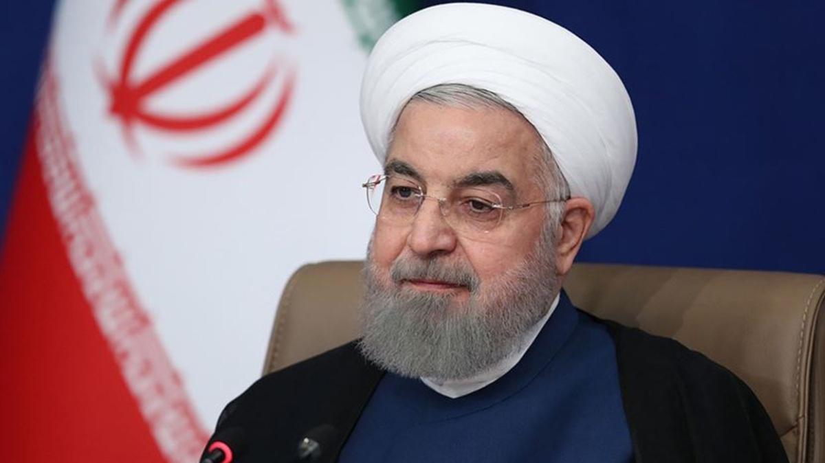 Ruhani'den İzmir mesajı: Her türlü yardıma hazırız