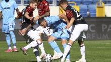 Gençerbirliği-Gaziantep FK maçının ardından