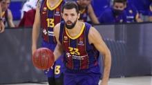 THY Avrupa Ligi'nde haftanın MVP'leri Nikola Mirotic ve Marius Grigonis