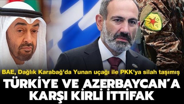 Türkiye ve Azerbaycan'a karşı kirli ittifak