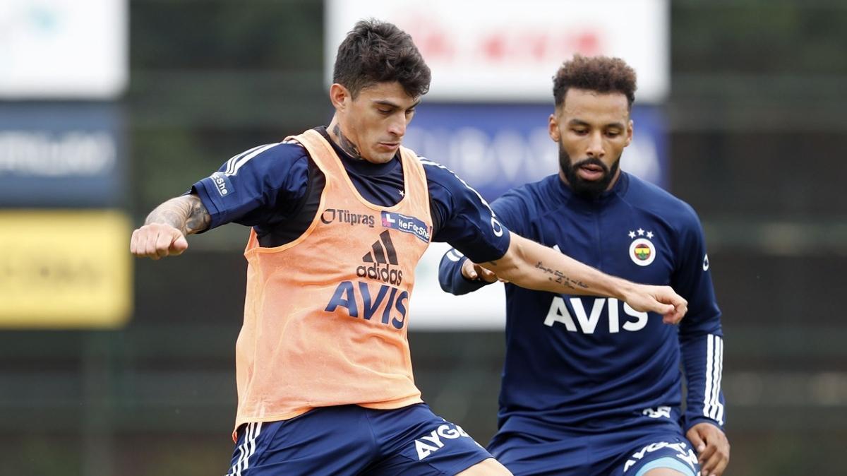 Fenerbahçe'nin Antalyaspor kadrosunda Diego Perotti de yer aldı
