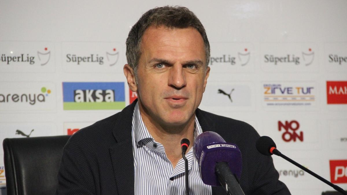Stjepan Tomas: İkinci golü atabilseydik daha farklı olabilirdi