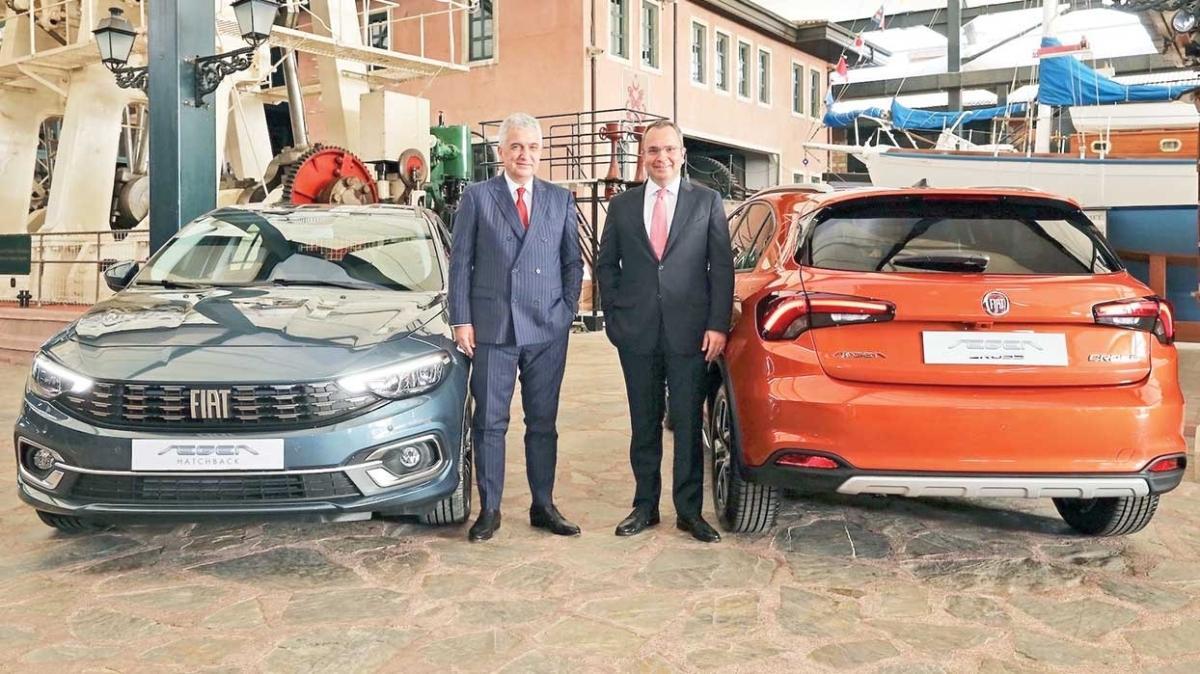 Tofaş iç pazarda büyüyor... Sattığı araçların yüzde 95'i Bursa'dan