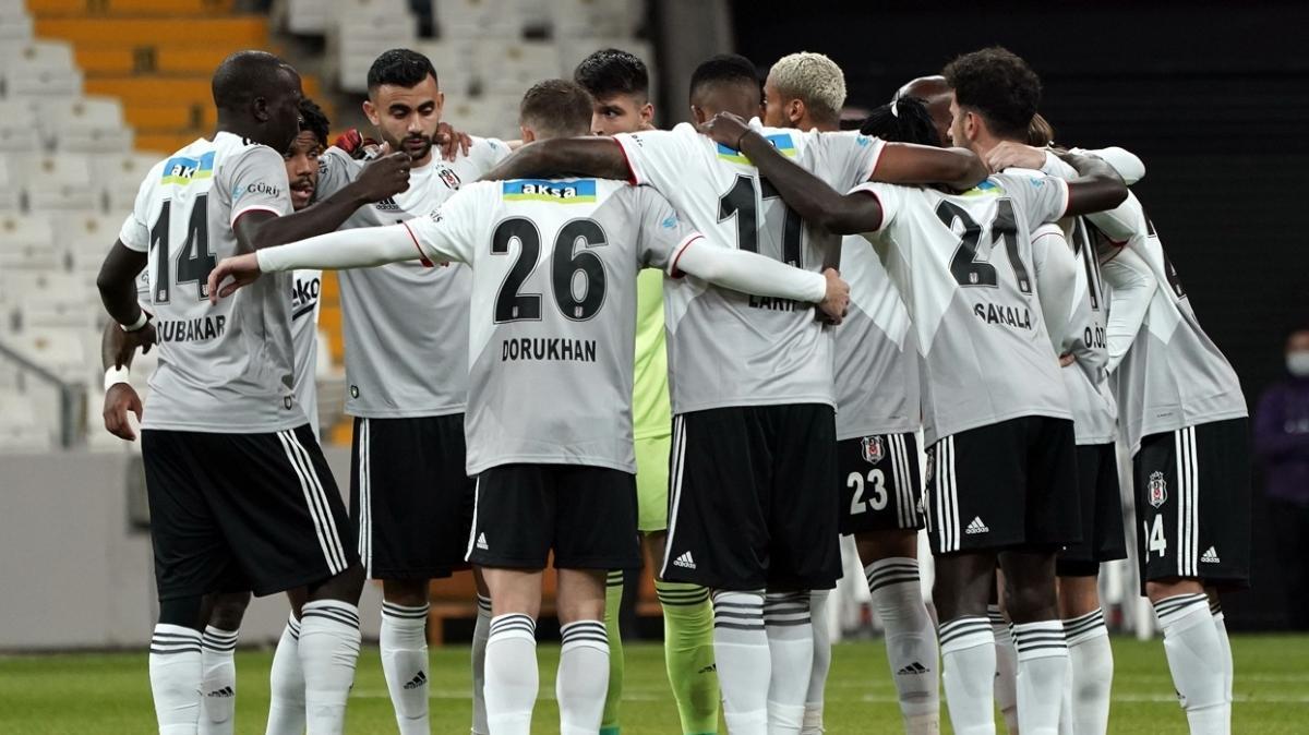 Beşiktaş üst üste 2 galibiyetle üzerindeki kara bulutları dağıttı