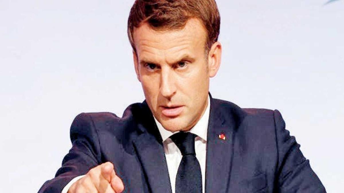 Macron'dan tam 'anlaşılamayan' açıklama: İslam dünyası beni yanlış anladı