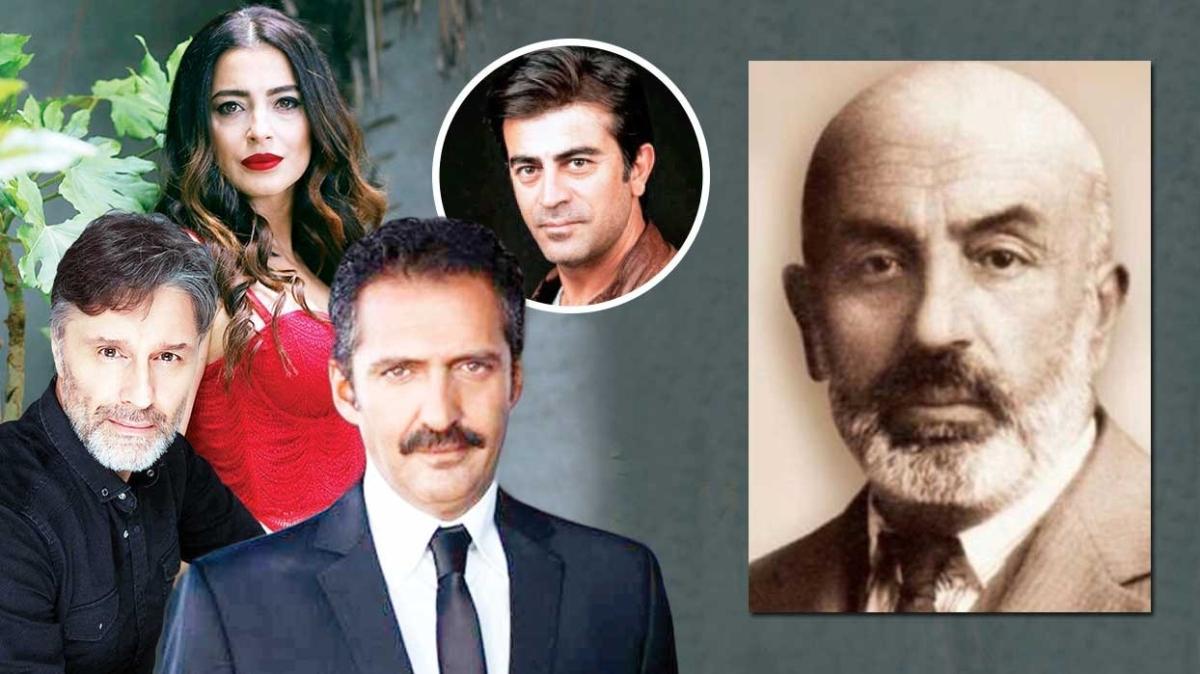 Mehmet Akif Ersoy'u Yavuz Bingöl'ün canlandıracağı 'Akif' filmi ile 'İstiklal'in hikayesini anlatacaklar