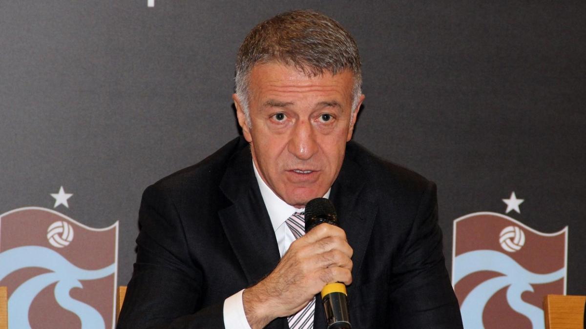 Trabzonspor'da yönetimin tercihi Abdullah Avcı