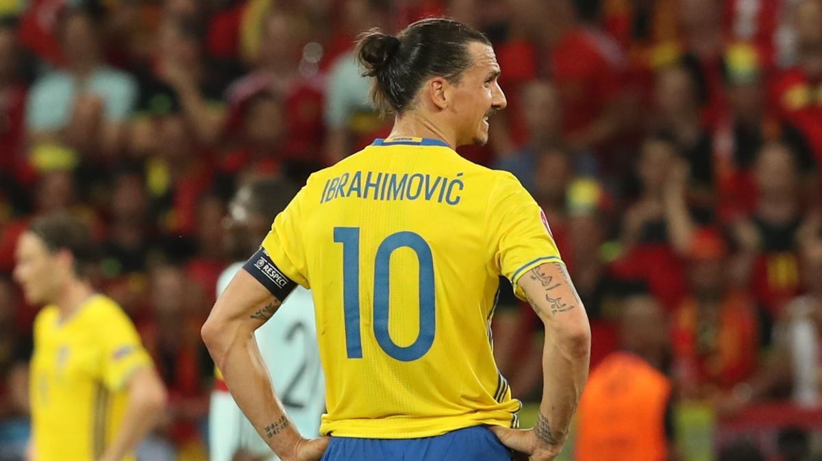 Zlatan Ibrahimovic, Milli Takım'a yeşil ışık yaktı