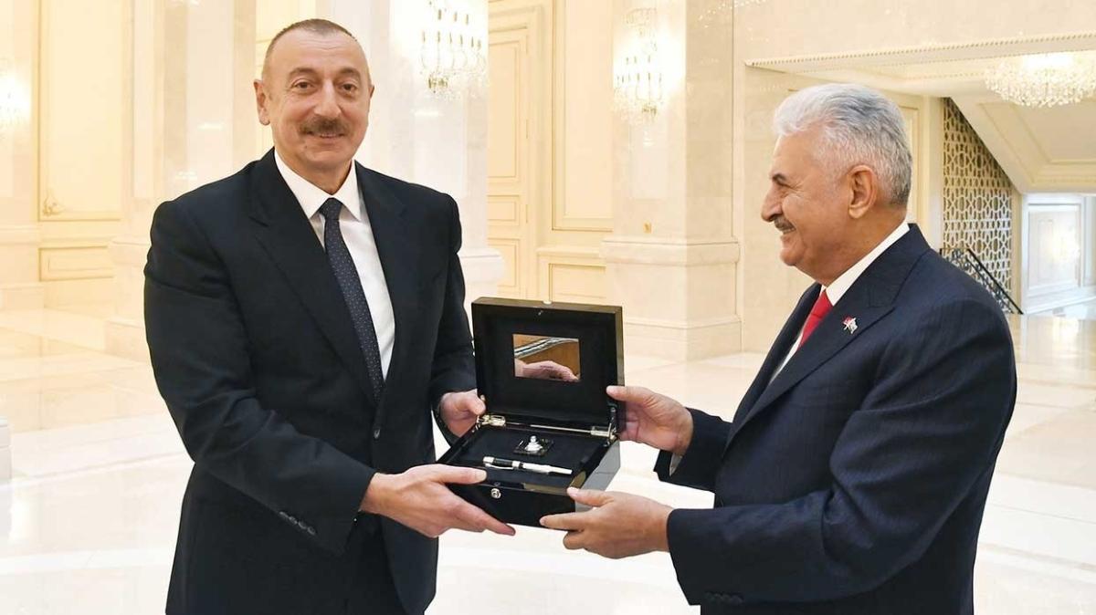 AK Parti İzmir Milletvekili Binali Yıldırım: Azerbaycan destan yazıyor