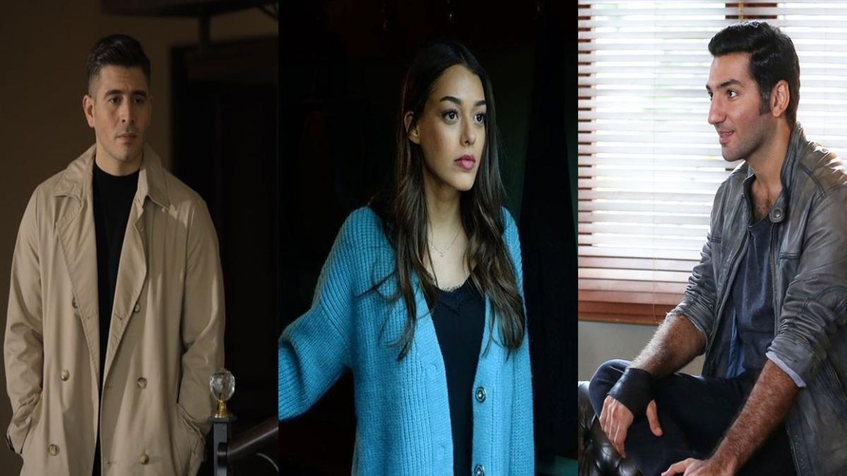 Çukur'un Azer'i, Mahsun'u ve Sena'sı Alev Alev dizisinde buluştu!