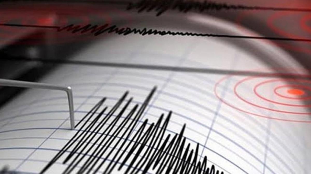 Marmara Denizi'nde 3.1'lik deprem meydana geldi