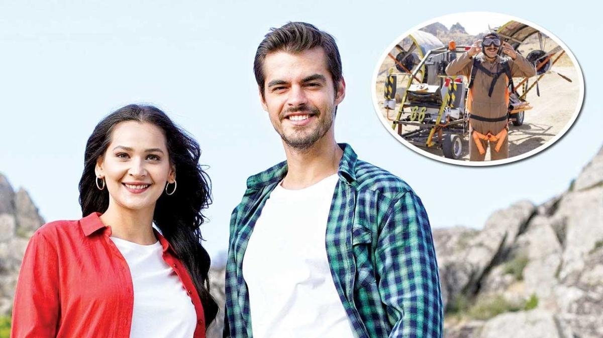 Gönül Dağı'nın Taner'i Berk Atan açıkladı: Mucit gençler kendilerini bulacak