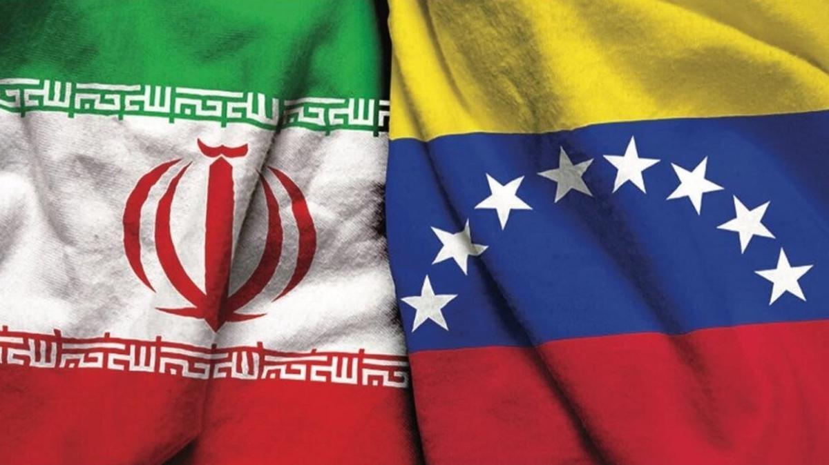 İran'dan Güney Amerika çıkarması... Venezuela'ya kritik ziyaret