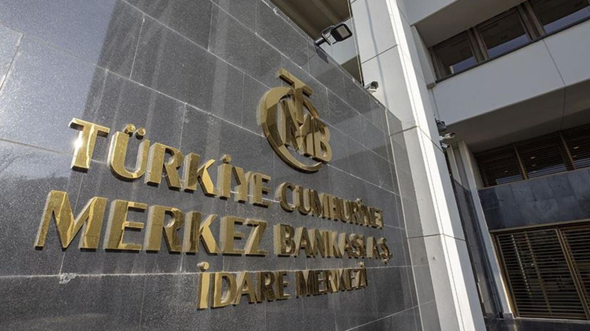 Türkiye Cumhuriyet Merkez Bankası rezervleri 84 milyar 406 milyon dolar oldu