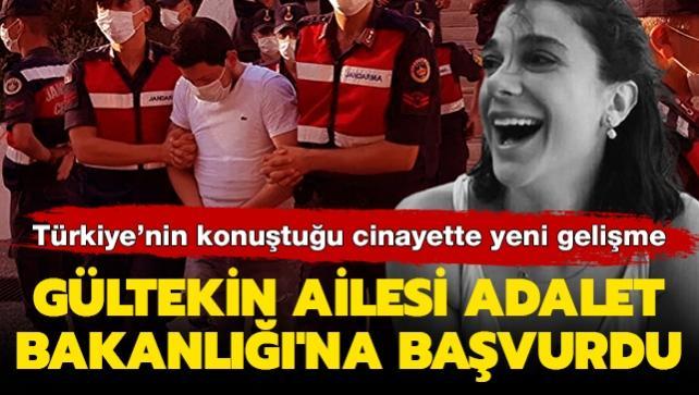 Pınar Gültekin cinayetinde flaş iddia: Gültekin ailesi Bakanlığa başvurdu