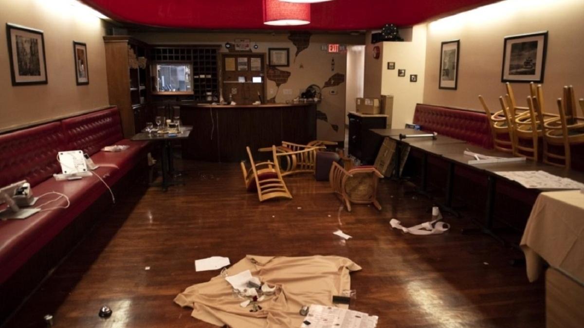 Ermeni grup Türk restoranına saldırmıştı... Hain saldırıya tepkiler çığ gibi büyüyor
