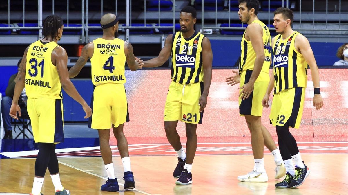 Fenerbahçe Beko, Khimki karşısında zorlanmadı