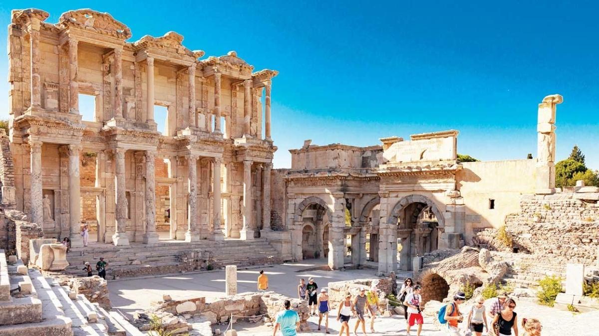 Tarih kokan bir başkent: Selçuk
