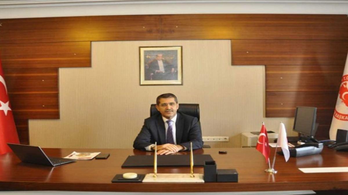 """Cumhurbaşkanlığı Strateji ve Bütçe Başkanı İbrahim Şenel kaç yaşında ve nereli"""" İbrahim Şenel kimdir"""""""