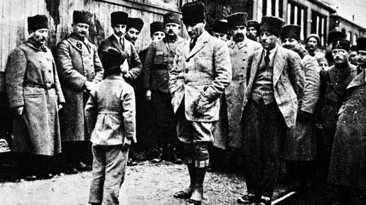 """""""Anılarla Atatürk Sergisi"""" 10 Kasım'da ziyarete açılıyor"""
