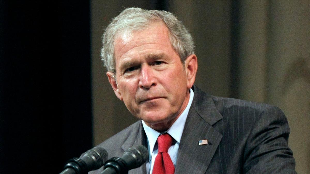 Eski ABD Başkanı Bush'tan Biden'a tebrik telefonu