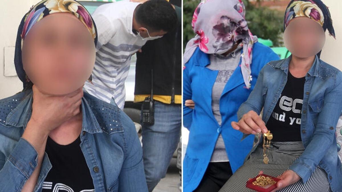 Adana'da şaşkına çeviren olay: 'Gulu gulu' diyerek gasp ettiler