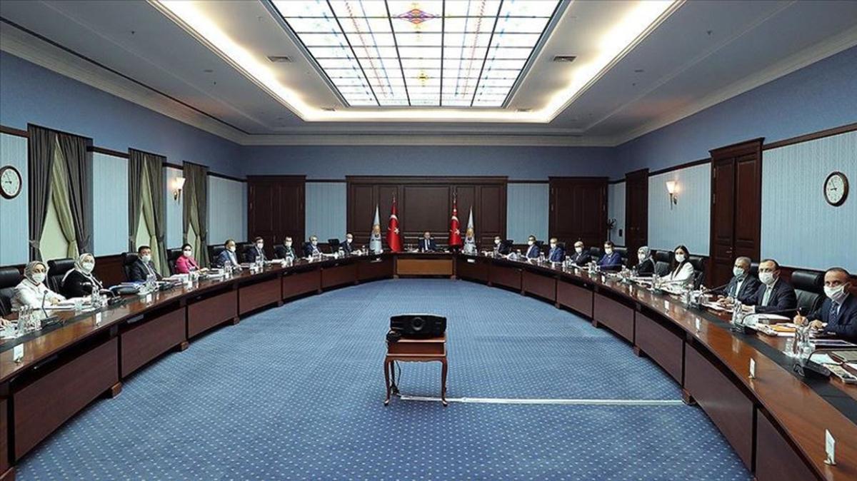 AK Parti MYK toplantısı sona erdi! İşte Ömer Çelik'in açıklamaları