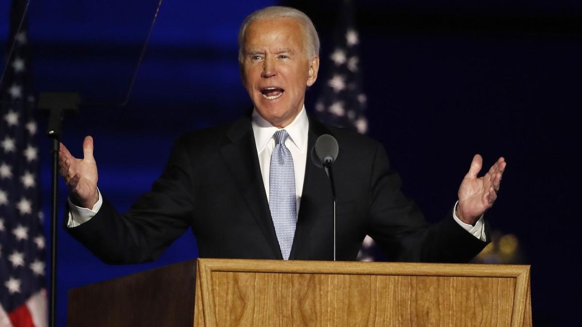 Arap ülkelerinden Biden'a tebrik mesajları