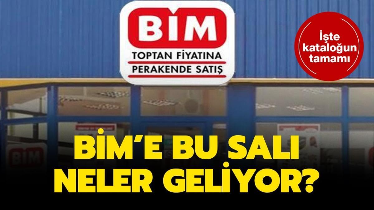 """10 Kasım BİM aktüel ürünler kataloğu yayında: BİM'e bugün neler geliyor"""""""