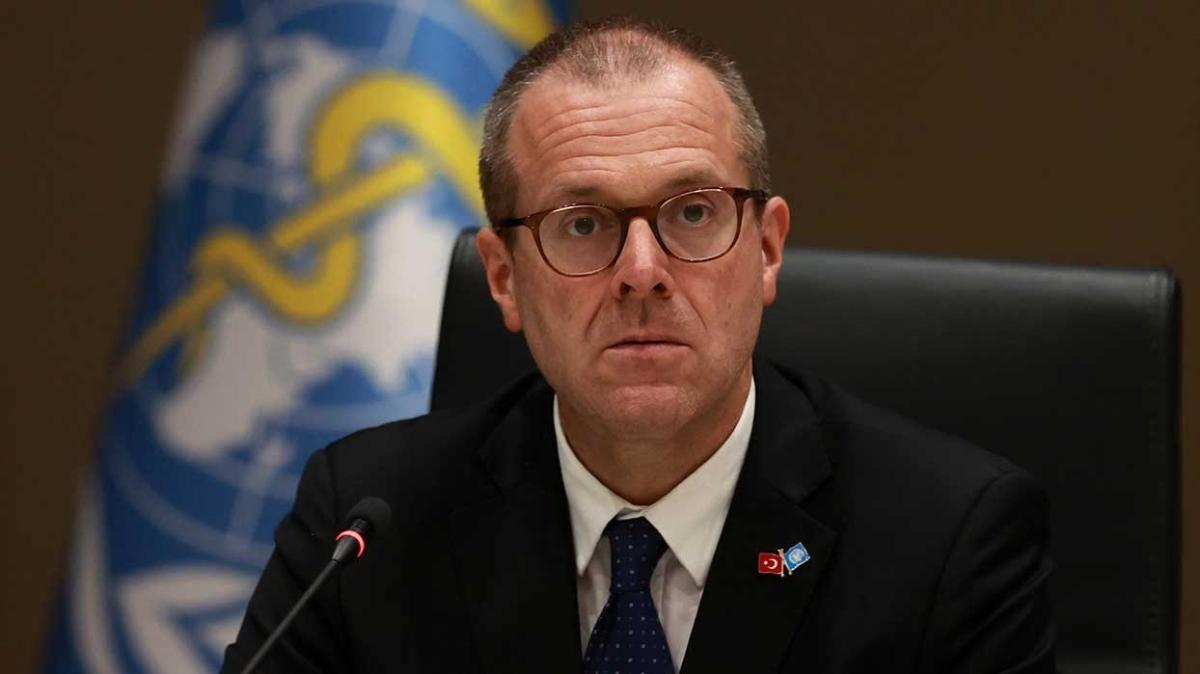 Dünya Sağlık Örgütü Avrupa Direktörü Hans Kluge: Aşı kış aylarına yetişmeyecek