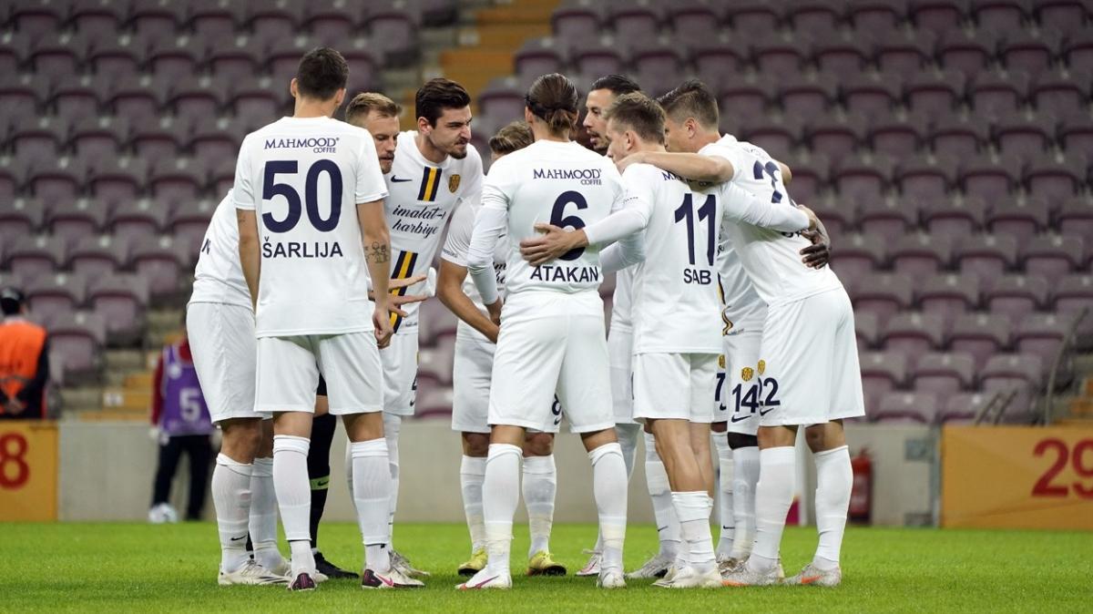 Süper Lig'de galip gelemeyen tek takım Ankaragücü