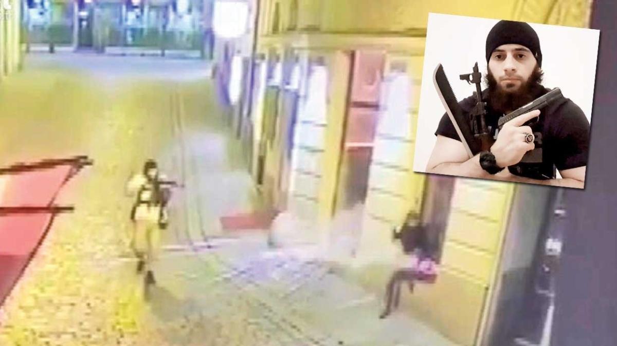 Türk polisi Viyana saldırganı için uyarmış