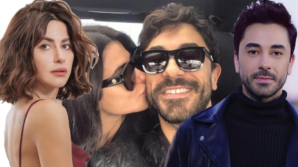 Yasak Elma'nın yıldızı Talat Bulut haklı çıktı! Nesrin Cavadzade ve Gökhan Alkan aşklarını ilan etti