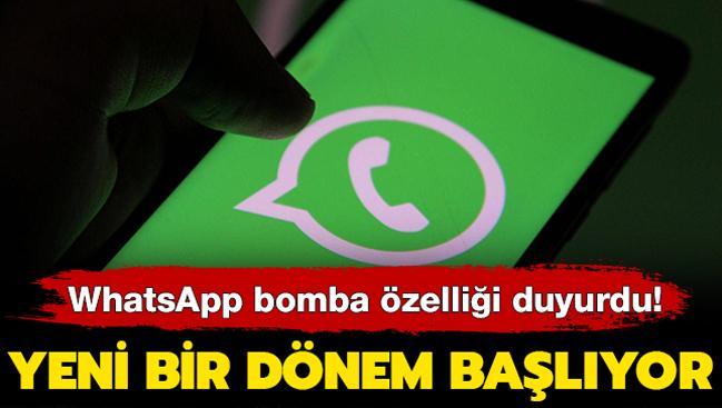 Bomba özellik duyuruldu: WhatsApp üzerinden alışveriş dönemi başlıyor!