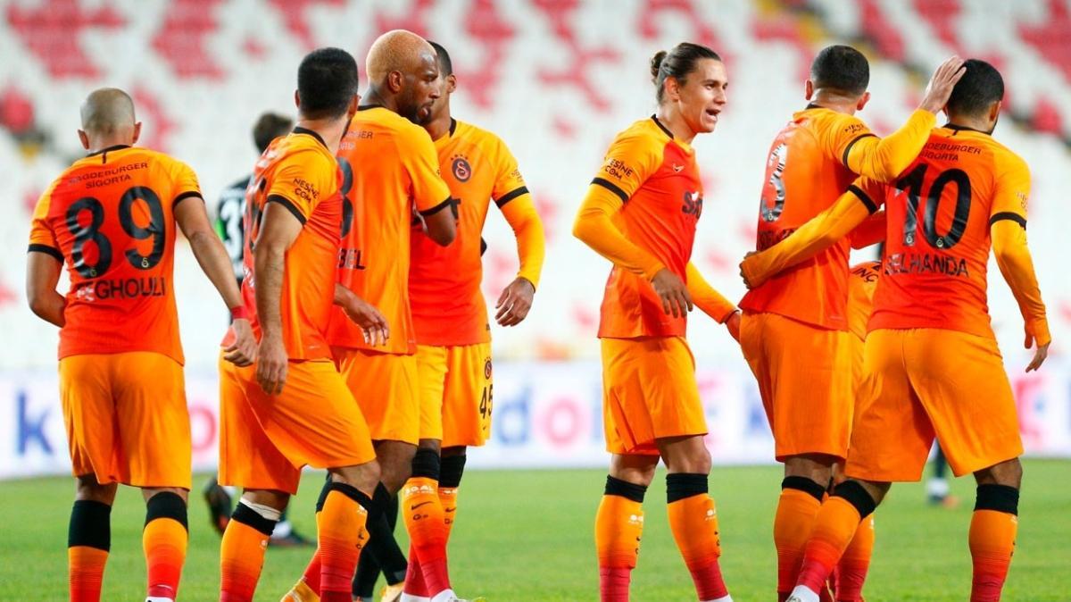 Galatasaray'ın yükselişi Florya'da başladı