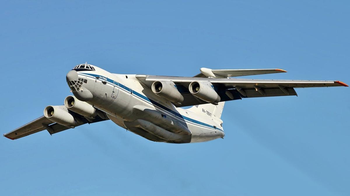 Sekizinci Il-76 uçağı Rusya'dan Dağlık Karabağ'a havalandı