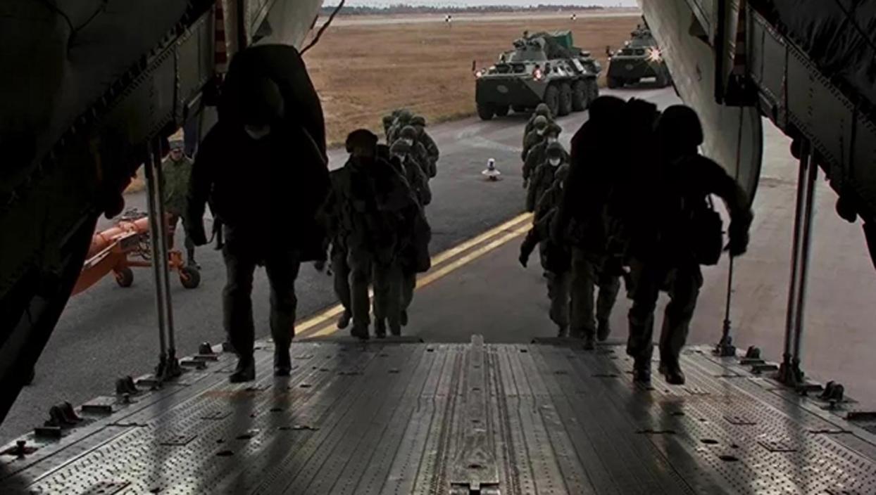 400 Rus askeri Karabağ'da: Türkiye ile işbirliğimiz Azerbaycan topraklarında olacak