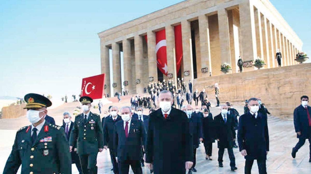 Başkan Erdoğan: Her meselede sözü dinlenen ülke olduk