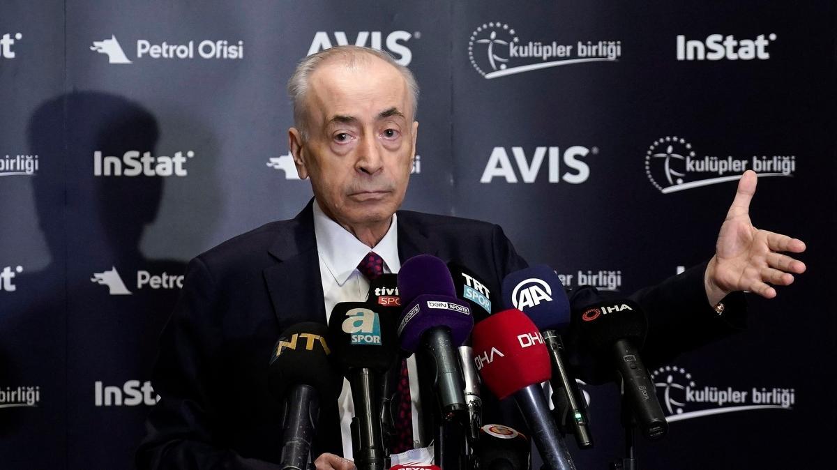 Mustafa Cengiz: Yeniden aday olma konusunda şu anda vermiş olduğum bir karar yok