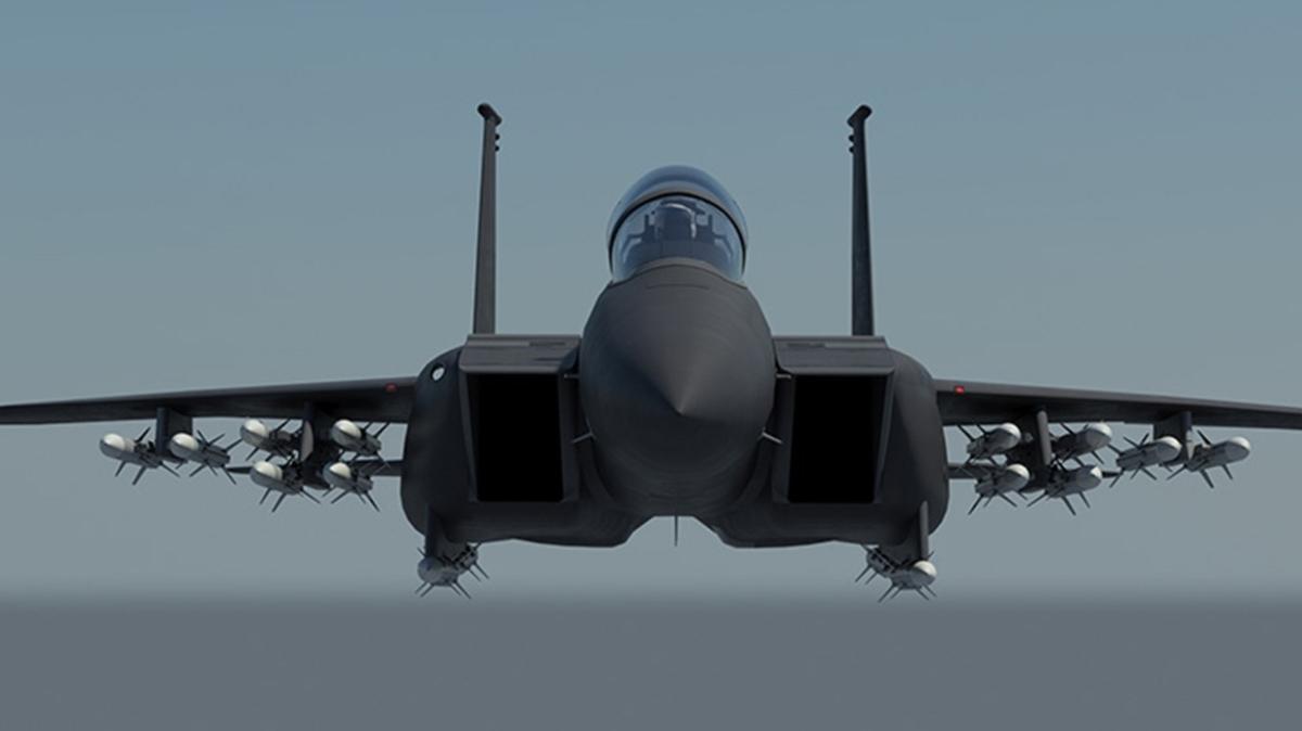 Ne F-35 ne F-22 Raptor! Katar dünyanın en ölümcül savaş uçağını alacak