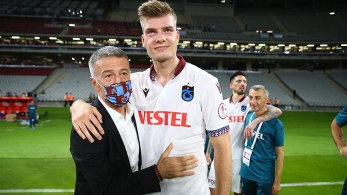 Ahmet Ağaoğlu: 'Sörloth için ilk hak Trabzonspor'da