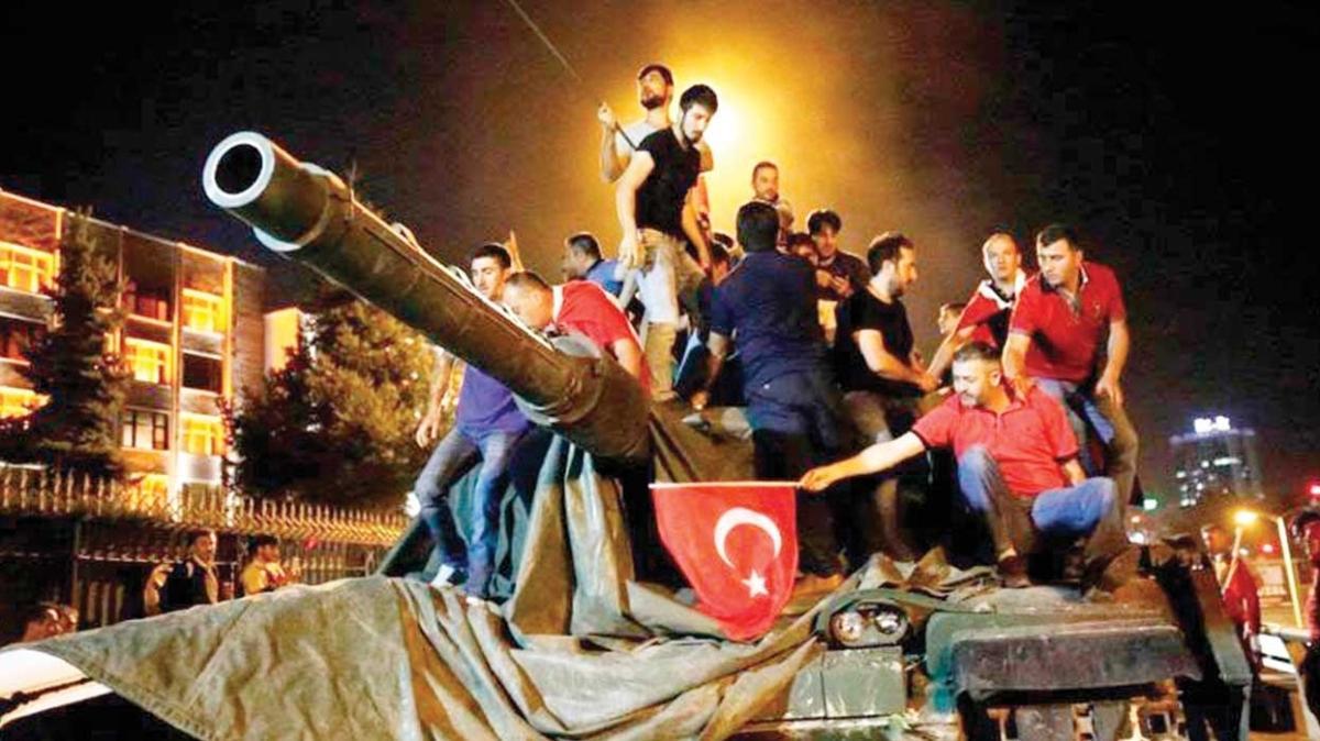 Kahramanlara AYM güvencesi...  'Darbecilere direnen sivillere ceza muafiyeti'