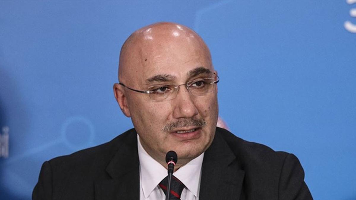 Halkbank Genel Müdürü Arslan: Türk lirası olumlu sinyaller verdi