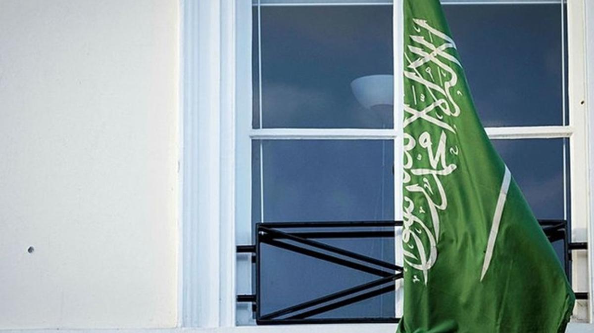 Hollanda'da Suudi Arabistan Lahey Büyükelçiliği'ne silahlı saldırı