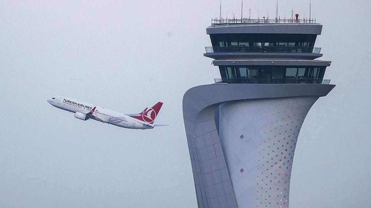 İstanbul Havalimanı 72 milyondan fazla yolcu ağırladı