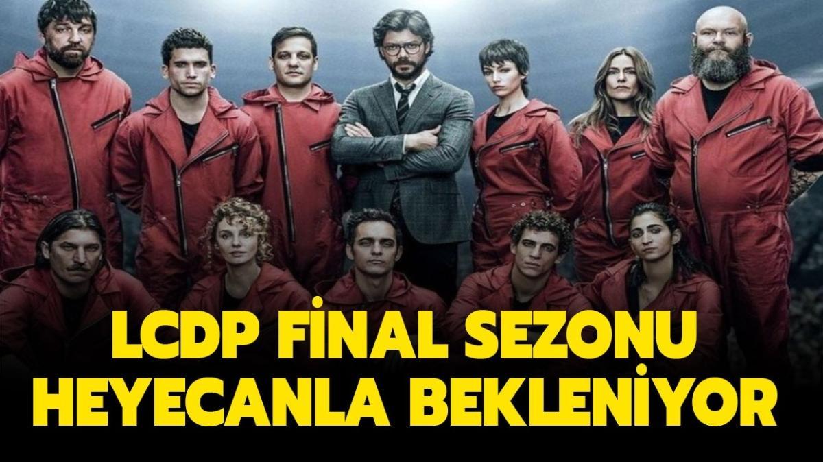 Netflix'te LCDP final sezonu bekleniyor...