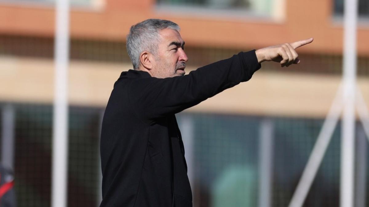 Samet Aybaba'nın Kayserispor'u Galatasaray'a bileniyor