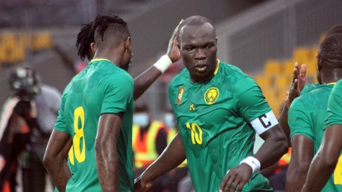 Vincent Aboubakar coştu, Kamerun farka koştu